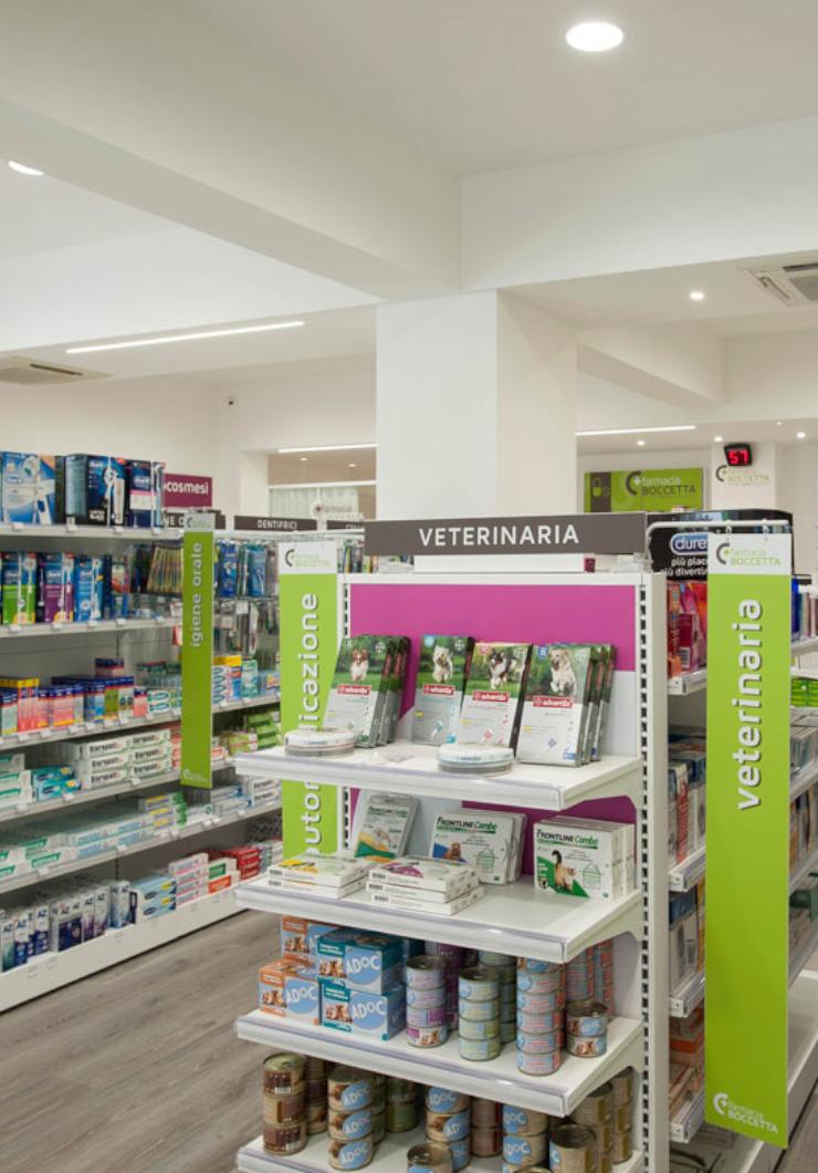 interni farmacia boccetta - messina