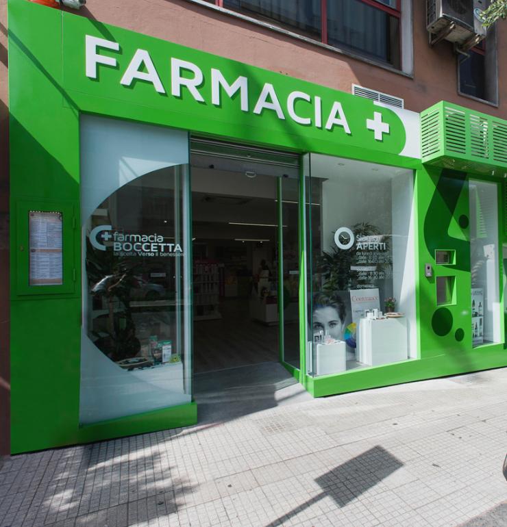 farmacia bocetta - messina