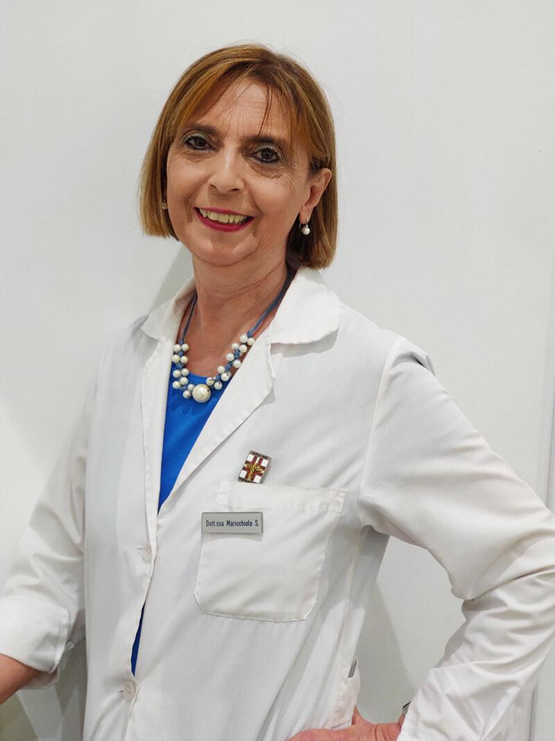 Dott.ssa Sara Maricchiolo